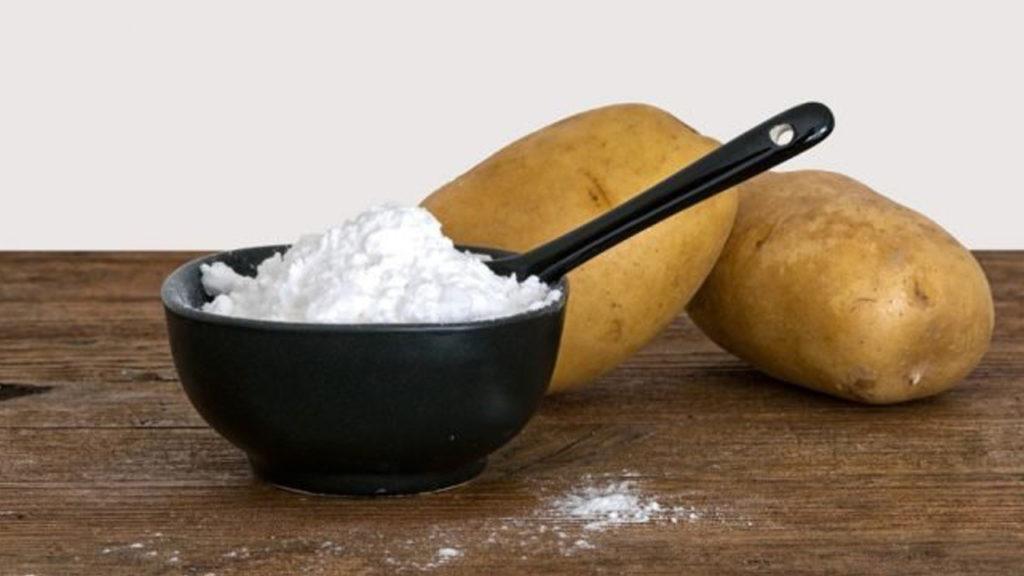 Fécula de maiz
