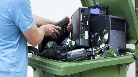 Reciclaje electrónicos
