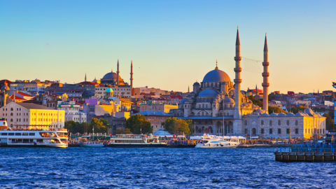 Canal de Estambul