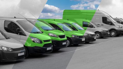 Flota de autos Estafeta